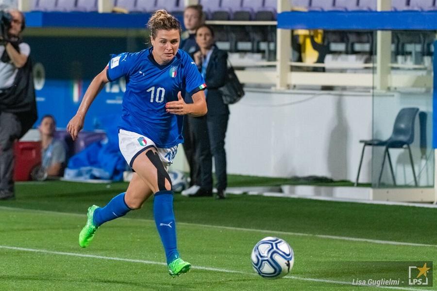 Italia-Israele oggi    calcio femminile    orario    tv    programma    streaming Qualificazioni Europei 2022