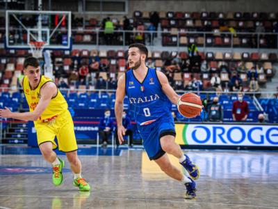 LIVE Italia-Macedonia 78-87, Qualificazioni Europei basket 2022 in DIRETTA: gli azzurri chiudono il girone con una sconfitta
