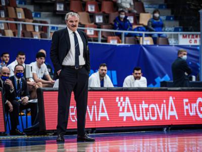 """Basket, Meo Sacchetti: """"Macedonia del Nord tosta difensivamente e fisicamente. Non sono contento"""""""