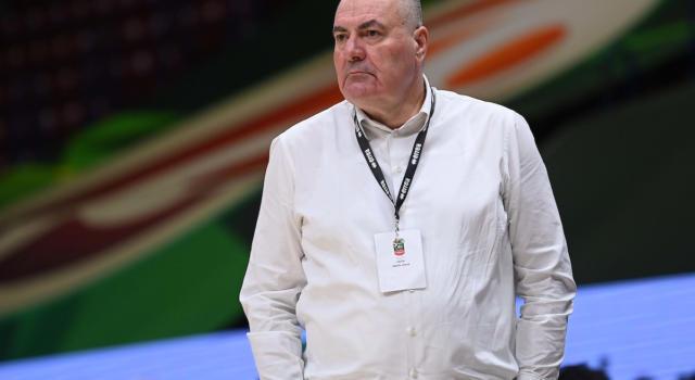 """Basket, Jasmin Repesa positivo al Covid-19. Il coach di Pesaro: """"Spero di uscire presto da questa situazione"""""""