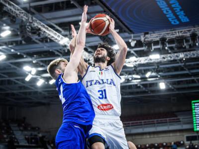 Basket: Italia, rimonta, overtime e sconfitta. L'Estonia infligge la prima sconfitta agli azzurri nelle qualificazioni agli Europei 2022