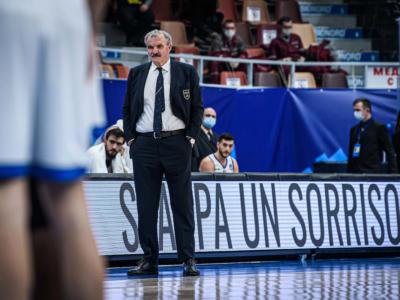 Basket, Qualificazioni Europei 2022: Italia, Meo Sacchetti fa riposare Della Valle e Tessitori per la seconda con la Macedonia del Nord