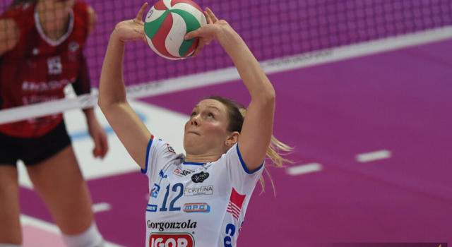 Volley femminile, Champions League 2021: ostacolo Fenerbahce tra Novara e la semifinale