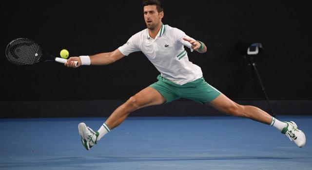 Djokovic-Medvedev oggi, Finale Australian Open 2021: orario, tv, programma, streaming