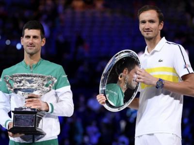"""Tennis, Novak Djokovic: """"La Next Gen ha tutto per vincere gli Slam, noi Big-3 non vogliamo rendere loro la vita facile"""""""