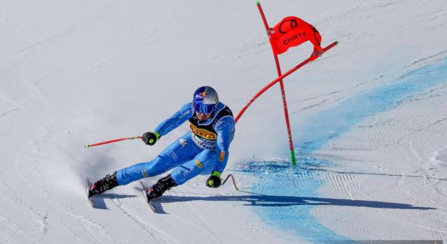LIVE Sci alpino, Prova Discesa Mondiali in DIRETTA: Paris salta due porte, stupisce Schieder