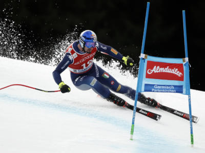 Sci alpino, i Mondiali di Cortina dedicano il weekend alle discese, Paris sfida Feuz, tra le donne sarà Ledecka-Gut?