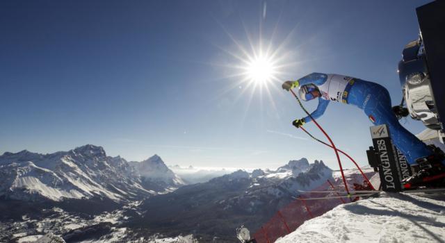 LIVE Sci alpino, Seconda prova discesa in DIRETTA: primo Dominik Paris, 5° Schieder