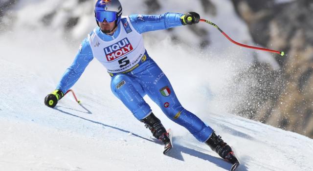 Sci alpino, Dominik Paris si laurea campione italiano di discesa. Secondo Innerhofer