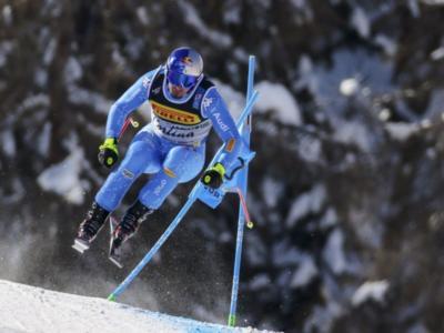 Sci alpino, Mondiali: Dominik Paris salta due porte nella prima prova di discesa, ottimo Schieder