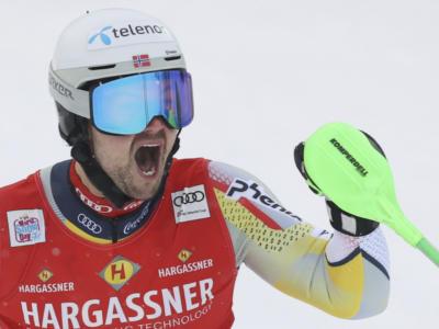 """Sci alpino, Sebastian Foss-Solevaag: """"Una vittoria meravigliosa! Non potevo chiudere meglio questi Mondiali"""""""