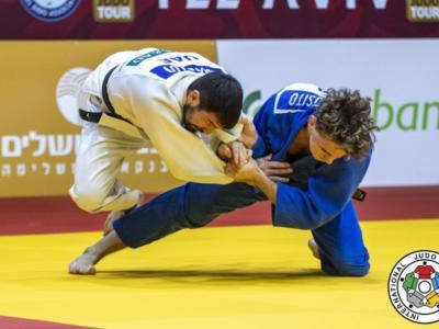Judo, Giovanni Esposito brilla a Tel Aviv ed è 2° al Grand Slam! Si accende la battaglia azzurra per Tokyo nei -73 kg