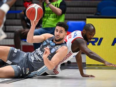 Basket, Coppa Italia 2020-2021: Brindisi doma Trieste e vola in semifinale