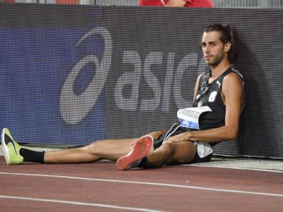 Atletica, Gianmarco Tamberi si ferma a 2,24 a Nehvizdy nella gara vinta dal belga Carmoy