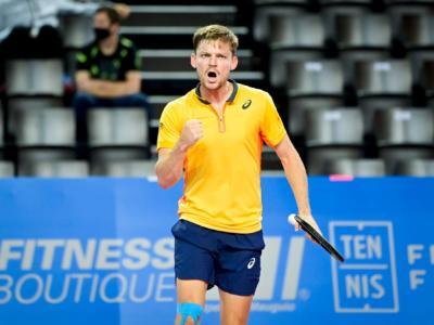 ATP Montpellier 2021, David Goffin ritrova il sorriso e batte in Finale Roberto Bautista Agut