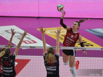 Volley femminile, Serie A1. Battaglia per il 4° posto e lotta retrocessione nell'ultima giornata