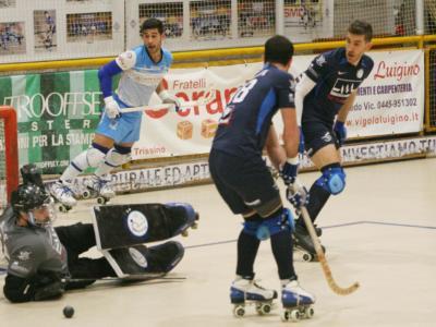 Hockey pista, Serie A1: nei posticipi della ventiquattresima vincono Trissino e Follonica