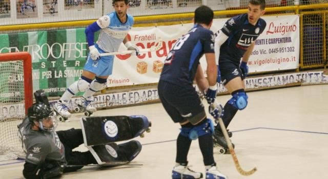 Hockey pista, Serie A1: Trissino batte Lodi accorciando la classifica