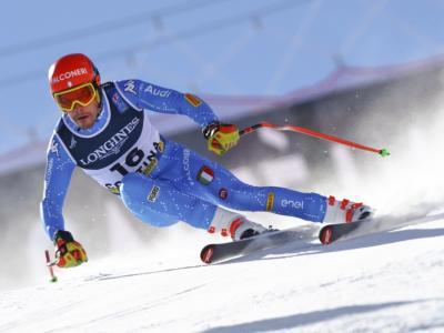 """Sci alpino, Christof Innerhofer: """"Non sono stato veloce come volevo, mi sento un po' stanco"""""""