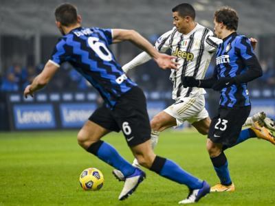 Juventus-Inter, ritorno Coppa Italia: canale tv, orario, programma, probabili formazioni