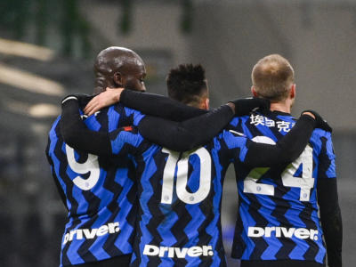 VIDEO Inter-Lazio 3-1: highlights e sintesi. Lukaku e Lautaro Martinez schiantano i biancocelesti