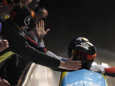 Bob donne, Kaillie Humphries è campionessa del mondo ad Altenberg, precede Kim Kalicki e Laura Nolte
