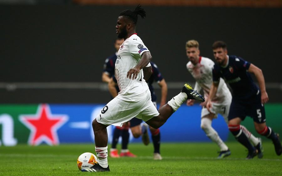 VIDEO Europa League, Milan Stella Rossa 1 1: highlights e sintesi. Pari a San Siro e rossoneri qualificati