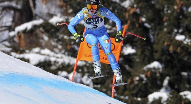 Sci alpino, le convocate dell'Italia per la tappa di Coppa del Mondo in Val di Fassa dedicata alla velocità