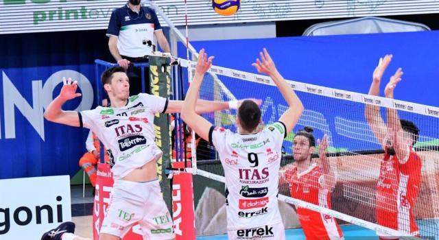LIVE Berlin Recycling-Trento 1-3, Champions League volley in DIRETTA. Abdel Aziz trascina l'Itas a un passo dalla semifinale