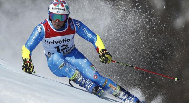 Sci alpino, startlist gigante uomini Lenzerheide: orari, tv, programma, streaming, pettorali italiani
