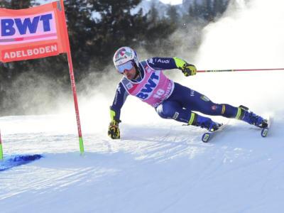 Sci alpino, Luca De Aliprandini unico azzurro a superare il taglio delle qualificazioni nel Parallelo dei Mondiali