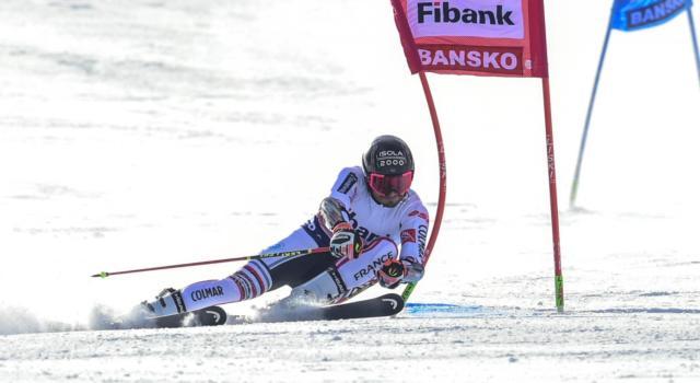 Sci alpino, Mathieu Faivre domina il gigante di Bansko davanti a Odermatt e Pinturault che si giocano la Coppa di specialità