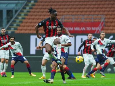 Serie A 2021, il Milan cala il poker e torna in vetta, successi per Bologna e Udinese, pari tra Benevento e Samp