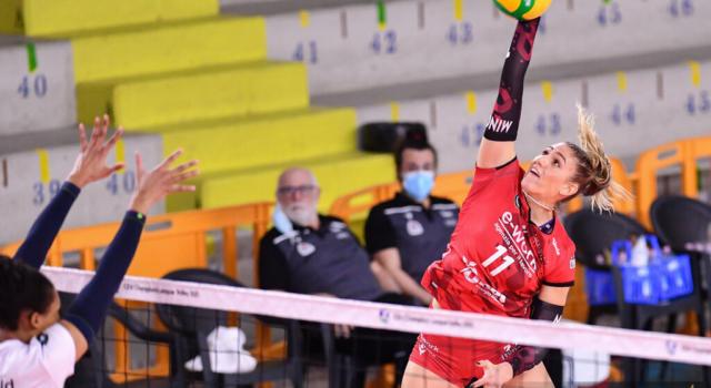 Volley femminile, Busto Arsizio liquida Casalmaggiore nel recupero e strappa il pass per la Coppa Italia