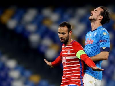 Calcio, Napoli eliminato dal Granada nei sedicesimi di Europa League 2021: vittoria inutile degli uomini di Rino Gattuso