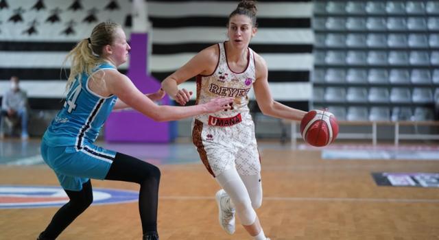 Basket femminile: la Reyer Venezia giocherà ottavi ed eventuali quarti di EuroCup in Romania