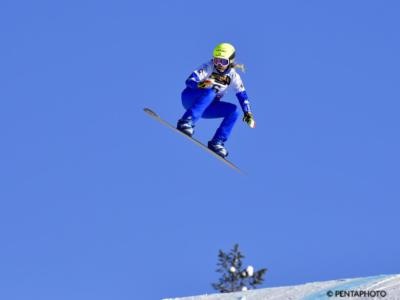 Snowboardcross: Eva Samkova vince a Bakuriani e va in vetta alla Coppa del Mondo. Michela Moioli è quarta