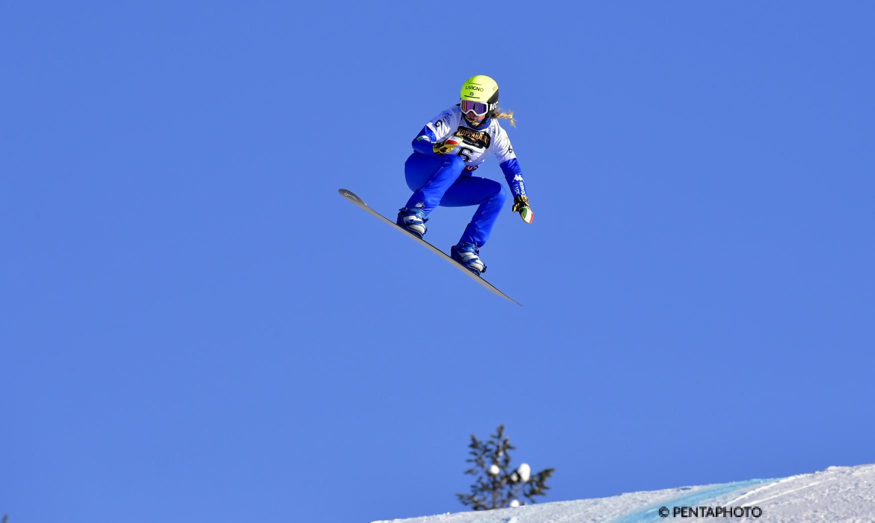 Snowboardcross: la Coppa del Mondo si sposta in Georgia a Bakuriani. Michela Moioli vuole scappare in ...