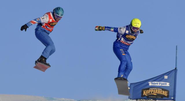LIVE Snowboardcross, Mondiali 2021 in DIRETTA: splendido argento per Lorenzo Sommariva e Michela Moioli!