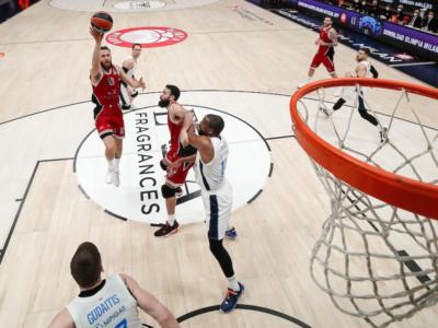 Basket, Eurolega 2020-2021: l'Olimpia senza LeDay vuole il bis contro Maccabi