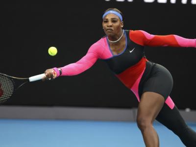 "VIDEO Serena Williams in lacrime: ""Non so se questo è un addio"""