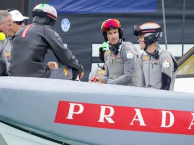 """Prada Cup, Pietro Sibello: """"La forza di Luna Rossa è il piacere di lavorare di squadra"""""""