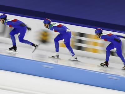 Speed skating, Mondiali 2021: azzurri quinti nell'inseguimento a squadre, doppietta dei Paesi Bassi nel team pursuit