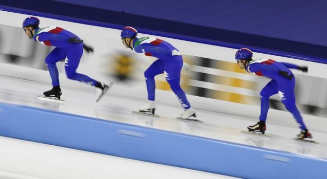 Speed skating oggi, Mondiali 2021: orari 12 febbraio, tv, programma, streaming, italiani in gara