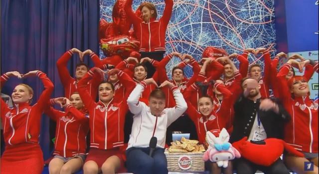 Pattinaggio artistico: il Team di Alina Zagitova si aggiudica la Channel One Cup 2021