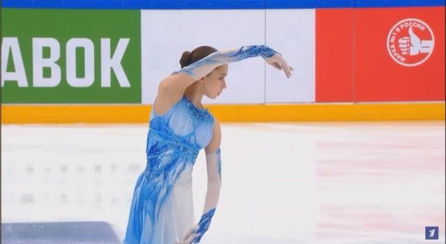 Pattinaggio artistico: il Team di Alina Zagitova in vantaggio dopo lo short alla Channel One Cup. Brilla Kamila Valieva