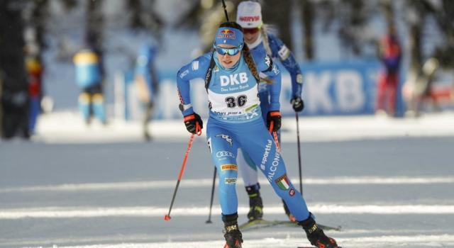Biathlon oggi, Mondiali: orario, tv, programma, pettorali inseguimenti. Italiani in gara