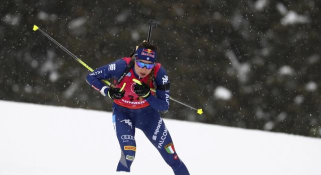 Biathlon oggi, Mondiali: orario, tv, programma, pettorali staffetta mista. Italiani in gara