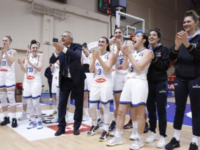 Basket femminile, l'Italia si qualifica agli Europei 2021. Decisiva la vittoria con la Romania