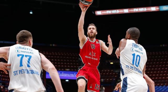 Basket, Eurolega 2021: l'Olimpia Milano chiude la regular season contro l'Efes, ancora da definire la posizione ai playoff